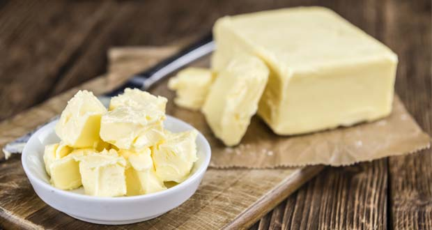 Сливочное масло незаменимо против старения организма