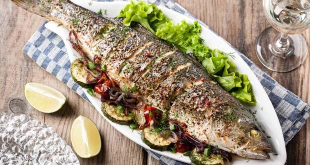 Рыба - великолепный продукт от старения