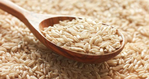 Цельнозерновой рис
